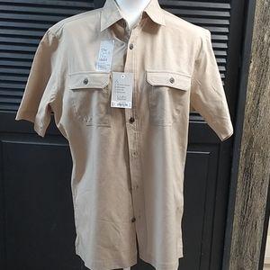 Men's shirt size S Croft and barrow